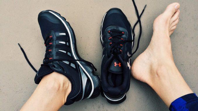 douleurs des pieds